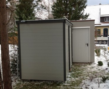 Gartenhaus 2.0